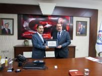 HARUN KARACAN - AK Parti Genel Başkan Yardımcısı Karacan, Uysal'ı Ziyaret Etti