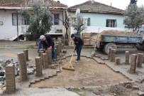 GÖKHAN KARAÇOBAN - Alaşehir'de Olumsuz Hava Şartlarına Rağmen Hizmet Devam Ediyor