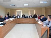 KAPAKLı - Altyapı Çalışmaları Koordinasyon Toplantısı