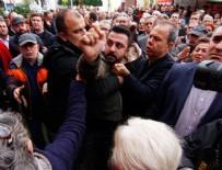 CHP KONGRESİ - Antalya'da CHP'nin devir teslim töreninde arbede