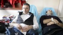 KÖK HÜCRE NAKLİ - Ardahanlılar Yusuf Ali İçin Kan Verdi