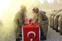 Askerlerin Yemin Töreninde Duygusal Anlar Yaşand