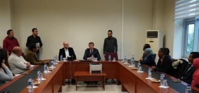 Azerbaycanlı Ve Sudanlı Öğrenciler Sertifikalarını Aldı