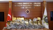 İSTANBUL EMNİYET MÜDÜRLÜĞÜ - Bahçelievler'de 42 Kilo Hint Keneviri Ele Geçirildi
