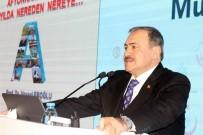 GAYRI SAFI MILLI HASıLA - Bakan Eroğlu Açıklaması 'Dünyada 2,5 Milyara Yakın İnsan Su Sıkıntısı Çekiyor'