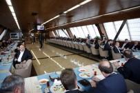 YILDIRIM DEMİRÖREN - Bakan Osman Aşkın Bak, TFF 2. Ve 3. Lig Kulüplerinin Başkanlarıyla Bir Araya Geldi