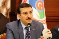 ÇALIŞAN GAZETECİLER GÜNÜ - Bakan Tüfenkci, Malatya'daki Yatırımları Değerlendirdi