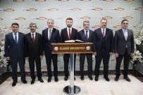 Bakan Yardımcısı Yeğin;' Elazığ 7'Den 70'E Cumhurbaşkanı Erdoğan'ı Bekliyor'
