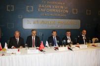 EROL AYYıLDıZ - Başbakan Yardımcısı Çavuşoğlu'ndan BYEGM Toplantısı
