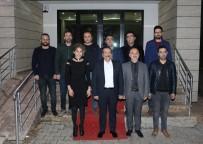 ECZACI ODASI - Başkan Atilla Eczacılarla Bir Araya Geldi