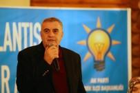 FEVZI KıLıÇ - Başkan Toçoğlu Hendek İlçe Teşkilatı'nın Toplantısına Katıldı