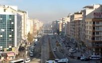 Batman Caddeleri Ağaçlandırılıyor
