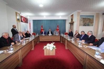 Bayburt'ta Katı Atık Birliği Toplantısı Düzenlendi