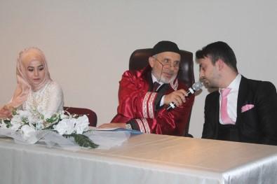 Bayburt'ta Müftü İlk Kez Nikah Kıydı