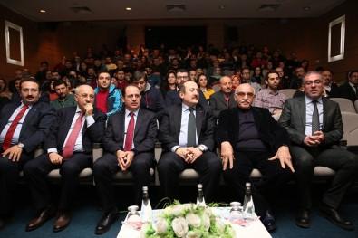 Bayburt'ta 'Üniversite; Değişim, Dönüşüm Ve Gelecek' Konferansı Düzenlendi