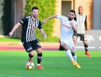 MUSTAFA PEKTEMEK - Beşiktaş Kampı Galibiyetle Bitirdi