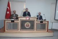 KALKINMA BAKANLIĞI - Bilecik İl Koordinasyon Toplantısı Yapıldı