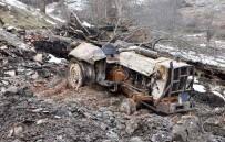 OLAY YERİ İNCELEME - Bir Traktör Odunla, 5 Cesedi Yok Etmeye Çalışmışlar