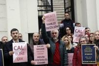 BARıŞ YARKADAŞ - Cağaloğlu Anadolu Lisesinde Veliler Müdüre Sahip Çıktı