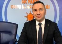 TAŞERON İŞÇİ - Çelenk Açıklaması 'Taşeron Problemi Bitmiştir'