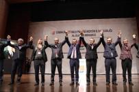 TARAFSıZLıK - CHP Mersin İl Başkanlığı'na Adil Aktay Seçildi