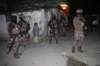 'Cono' Aşiretine Bin Polisle Şafak Baskını