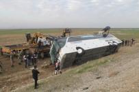 DEAŞ'tan Kaçtılar Kazada Öldüler