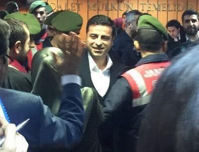 Demirtaş'ın 'Cumhurbaşkanına Hakaret' davası