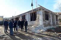 SOSYAL TESİS - Dulkadiroğlu Belediyesi'nden Beşenli Mahallesi'ne Sosyal Tesis
