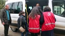 ŞEHİT AİLESİ - Edirne'deki Kore Gazileri Ayla'yı İzledi