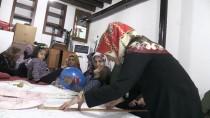 El Becerisi Kursları Surlu Kadınlara 'Terapi' Oldu