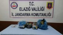 Elazığ'da 2 Şüpheli 6 Kilogram Uyuşturucu İle Yakalandı
