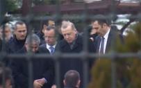 MARMARA ÜNIVERSITESI - Erdoğan, Cuma Namazını Hz. Ali Camii'nde Kıldı