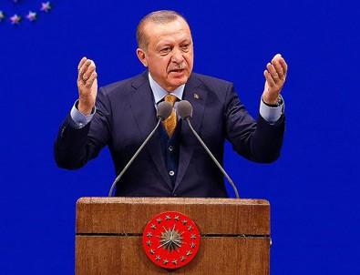 Erdoğan'dan 'doçentlik' açıklaması