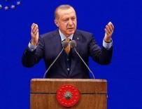 MARMARA ÜNIVERSITESI - Erdoğan'dan 'doçentlik' açıklaması