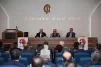 Eskişehir'de Sürekli İşçi Kadrolarına Geçiş İşlemleri Hakkında Bilgilendirme Toplantısı Yapıldı