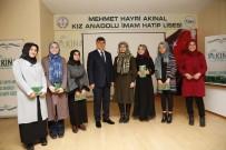 ANADOLU İMAM HATİP LİSESİ - Fadıloğlu, Öğrencilerle Kariyer Günlerinde Buluştu
