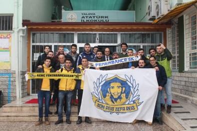 Fenerbahçelilerden eğitime destek
