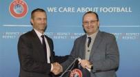 SLOVENYA - FIBA ve UEFA'dan iş birliği için ilk adım