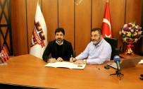 FADıL AKGÜNDÜZ - Gaziantepspor, Oktay Derelioğlu Sözleşme İmzaladı