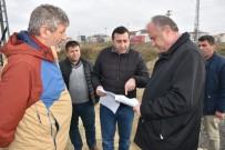 ELEKTRİK ABONELİĞİ - Genel Müdür Başa TESKİ'nin Ergene Ve Çerkezköy Yatırımlarını İnceledi