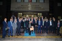 İL GENEL MECLİSİ - Giresun İl Genel Meclisi Üyelerinin Ankara Çıkarması