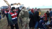 GÜNCELLEME - Silopi'de Otobüs Devrildi Açıklaması 9 Ölü, 28 Yaralı