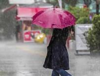 BATı KARADENIZ - Hafta sonu yağışlı geçecek