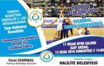 BASKETBOL TAKIMI - Haliliye Basket Ve Voleybol Takımları Hazırlıklarını Tamamladı