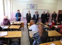 EĞİTİM KOMİSYONU - Haliliye'de Deneme Sınavı Düzenlendi