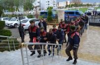İNSAN TİCARETİ - İnsan Tacirlerine Jandarmadan Darbe Açıklaması 11 Tutuklama