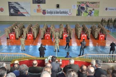 Jandarmada Kısa Dönem 84 Er Yemin Etti