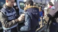 ÇEVİK KUVVET - Kars'ta, Güvenlik Uygulamaları Devam Ediyor