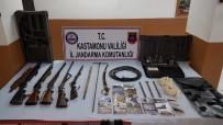 Kastamonu'da Tarihi Eser Operasyonu Açıklaması 4 Gözaltı